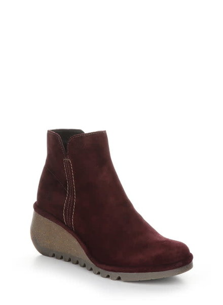 Fly London Nilo Wedge Bootie
