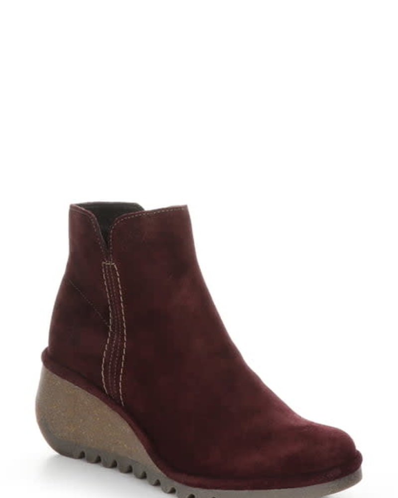 Fly London FLY Nilo Wedge Bootie