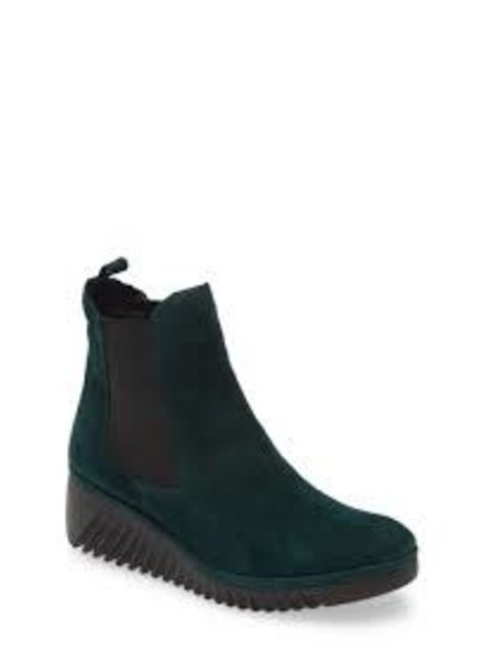 Fly London Bagu Wedge Bootie