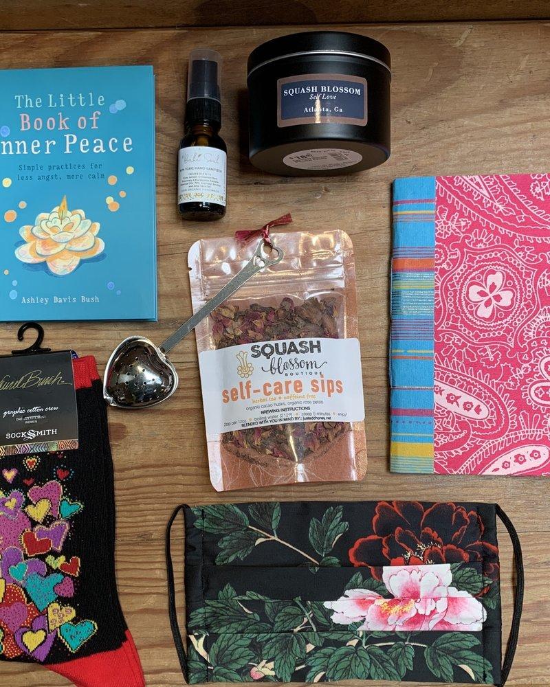 Squash Blossom Self-Care Squash Box