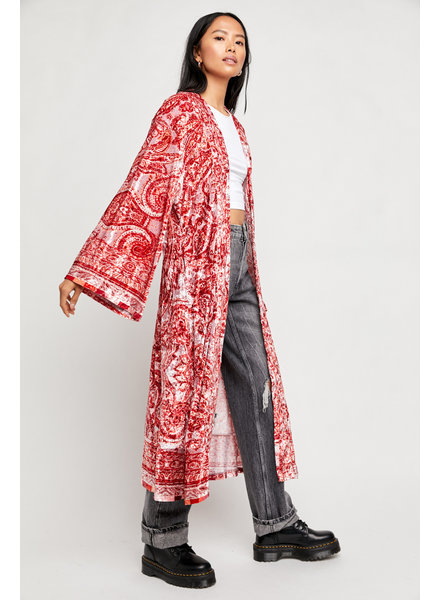 Free People Enchanted Robe