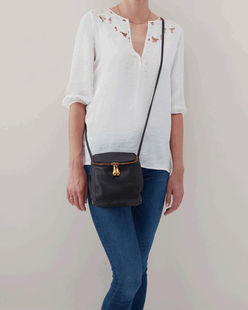 Hobo Stream Convertible Crossbody Bag