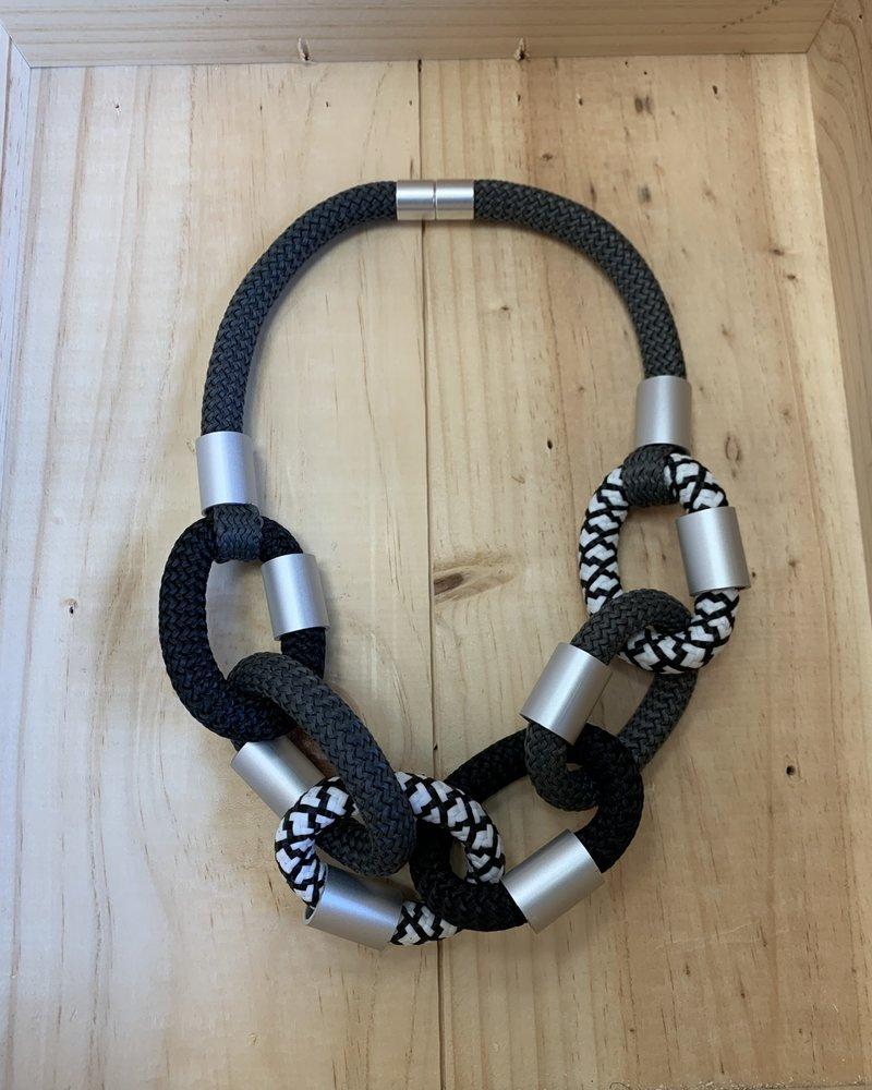 Christina Brampti Christina Brampti Six Loop Necklace