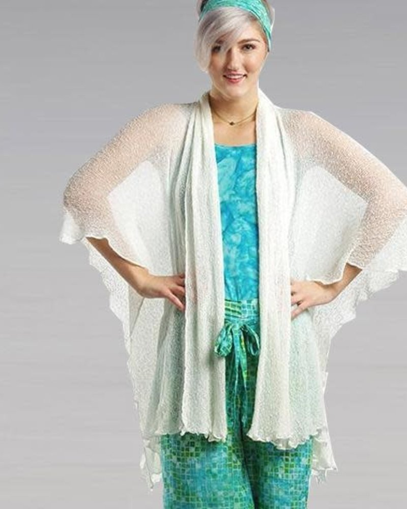 Hands To Hearts Hands to Heart Soul Warmer Woven Cardigan