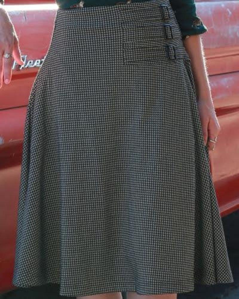 Effie's Heart Effie's Heart Aviation Skirt