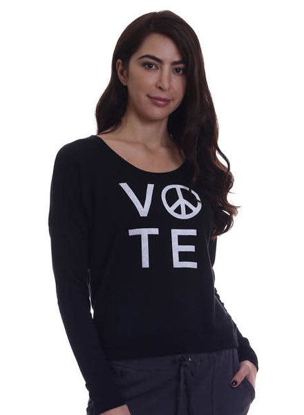 River & Sky River & Sky Fair Fight Vote Sweatshirt