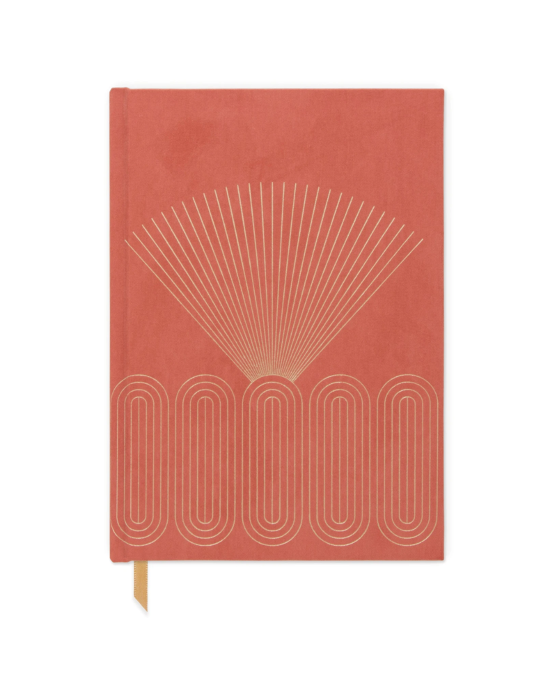 Design Works Radiant Moon Journal