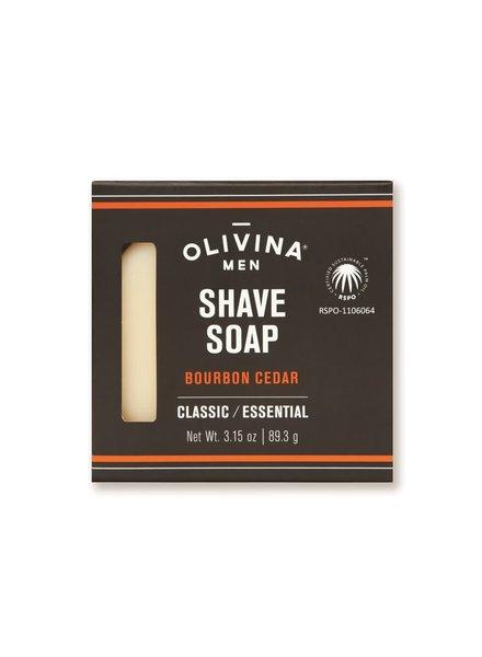 Olivina Classic Shave Soap