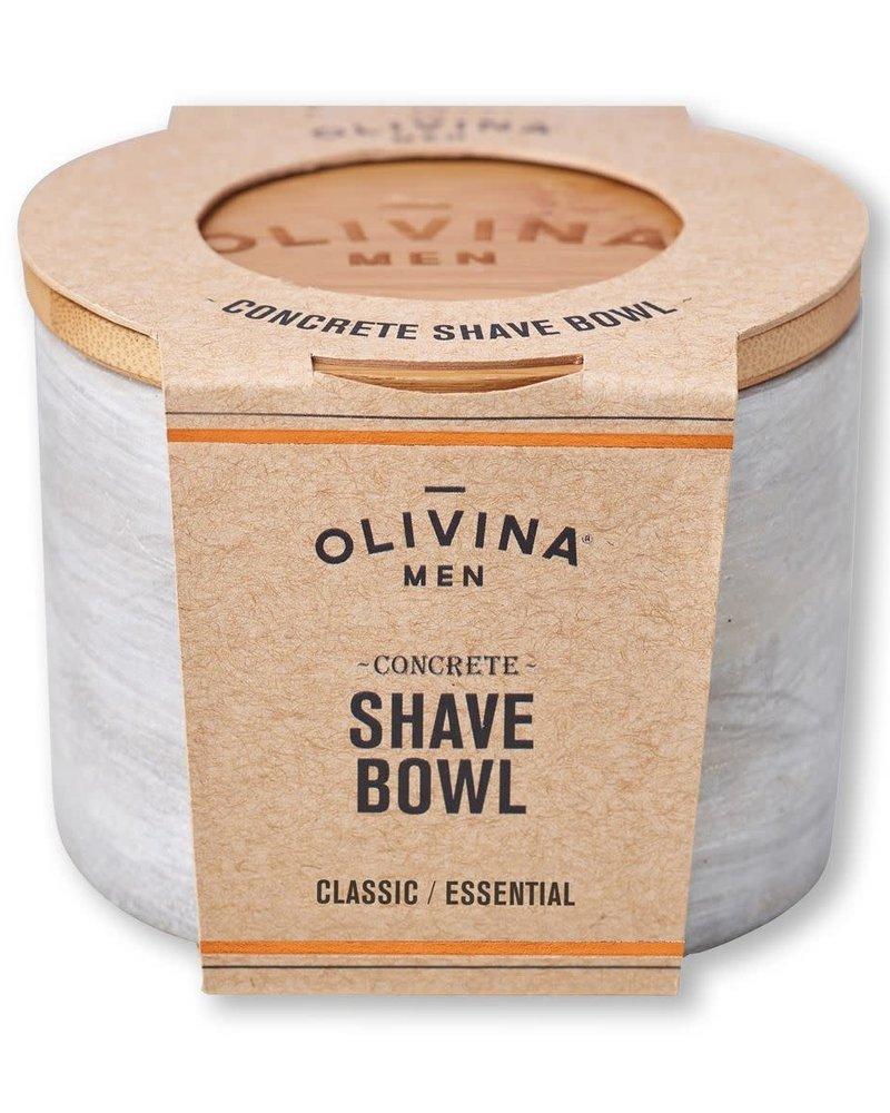 Olivina Olivina Concrete Shave Bowl