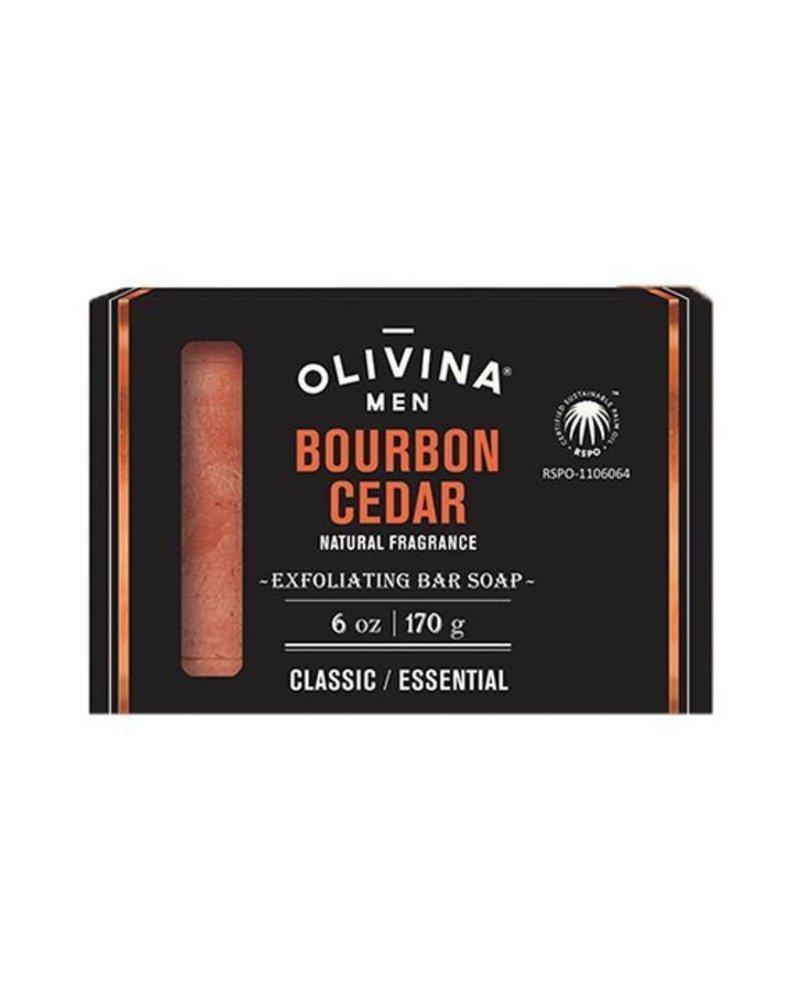 Olivina Olivina Exfoliating Soap Bar 6oz
