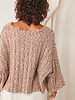 Free People Free People Good Day Pullover
