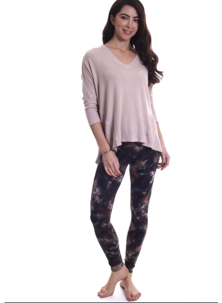 River & Sky Supima High Waisted Legging
