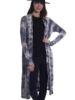 River & Sky River and Sky Midi Duster