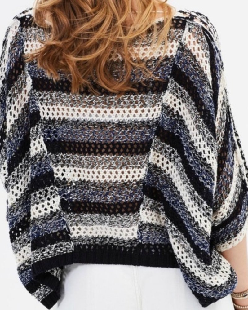 Free People Free People Pearl Searching Sweater