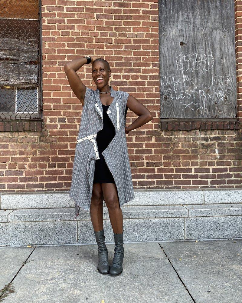Cynthia Ashby Cynthia Ashby Vertigo Vest