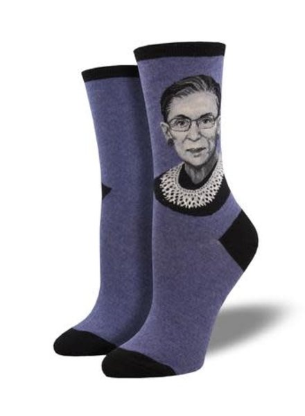 Sock Smith RBG Blue Heather Socks
