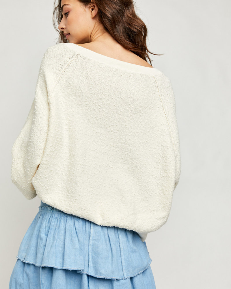 Free People Free People Found My Friend Pullover