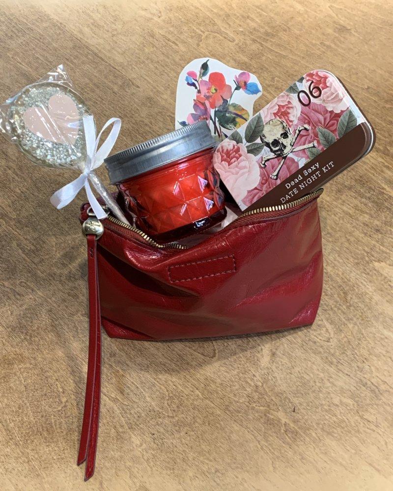 Squash Blossom Valentine's Squash Bag