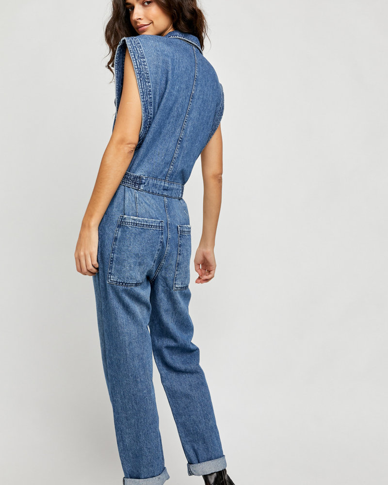 Free People Free People Sydney Sleeveless Coverall
