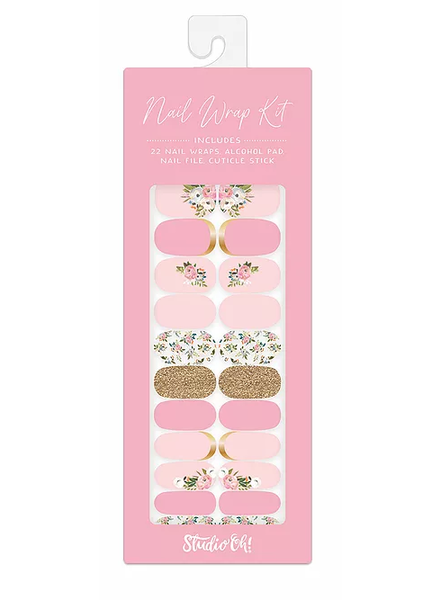 Studio Oh! Nail Wrap Kit