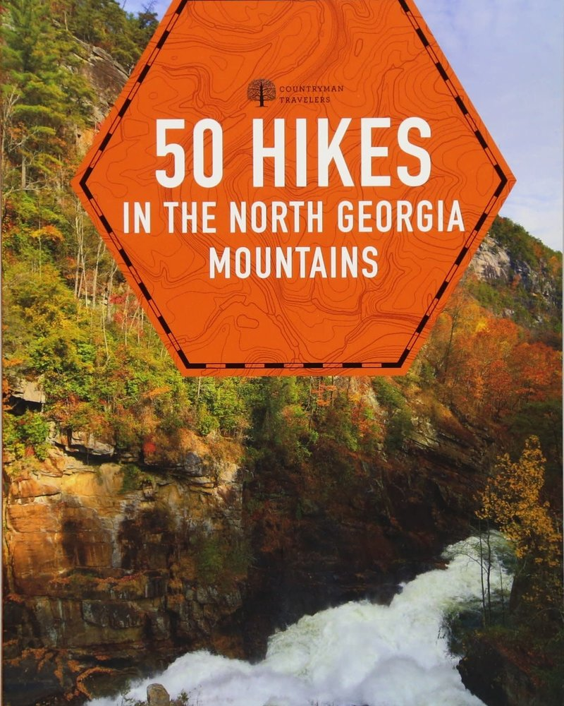 50 Hikes in North GA Mountains