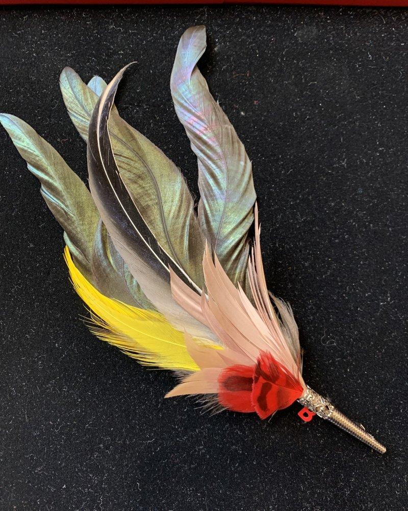 MyBob Loose Feather Pin