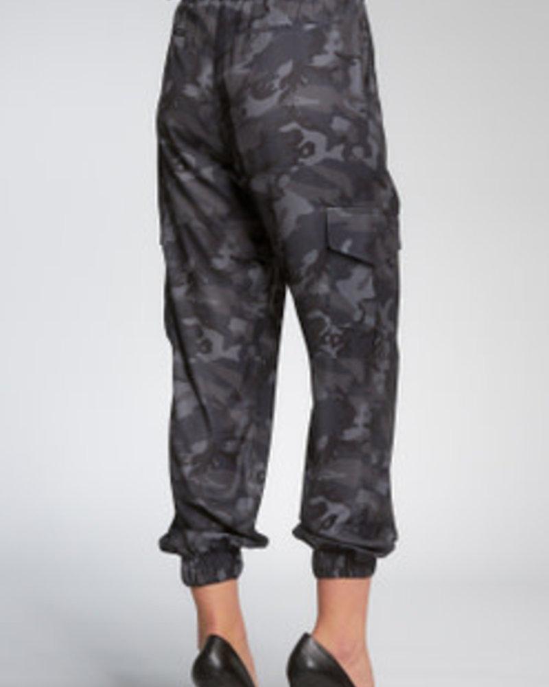Elan Elan High Waisted Cargo Pants