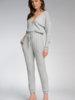Elan Elan V Neck Jumpsuit