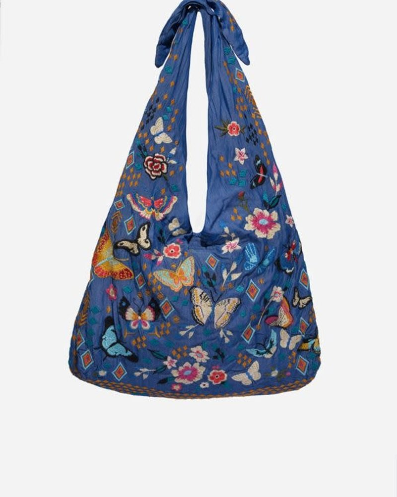 Johnny Was Johnny Was Mariposa Knot Tie Bag