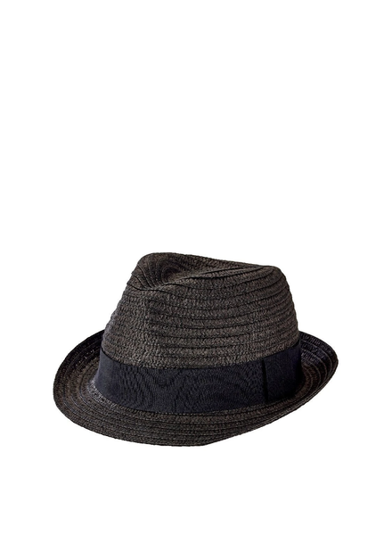 San Diego Hat Co Men's Solid Ultrabraid Fedora