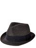 San Diego Hat Co SDH Men's Solid Ultrabraid Fedora