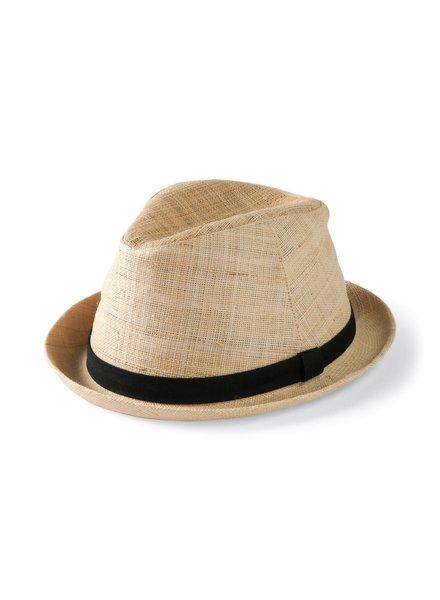 San Diego Hat Co Unisex Raffia Fedora
