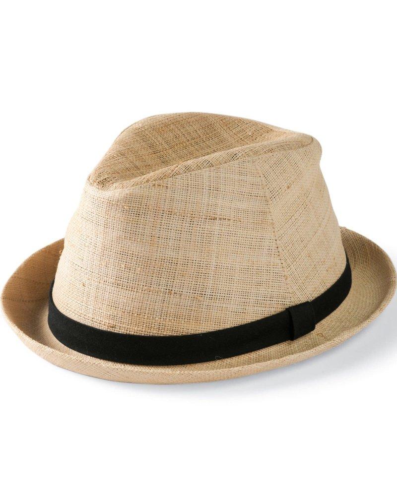 San Diego Hat Co SDH Unisex Raffia Fedora