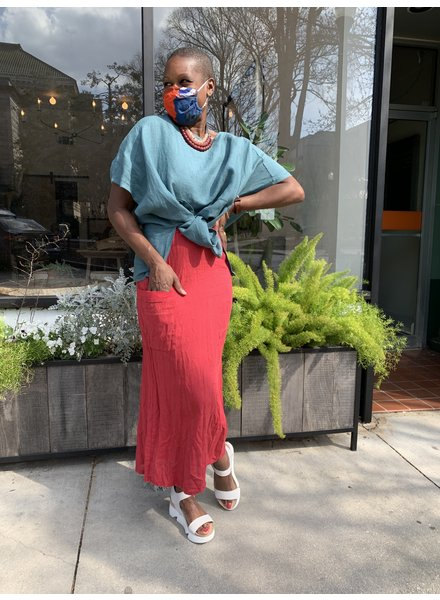 Flax South Side Skirt