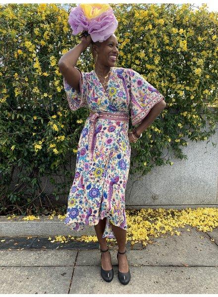 Paani Wrap Dress