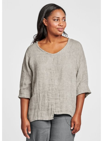 Flax Poet Top