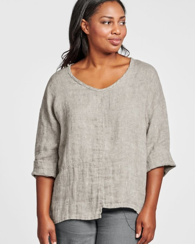 Flax Flax Poet Top