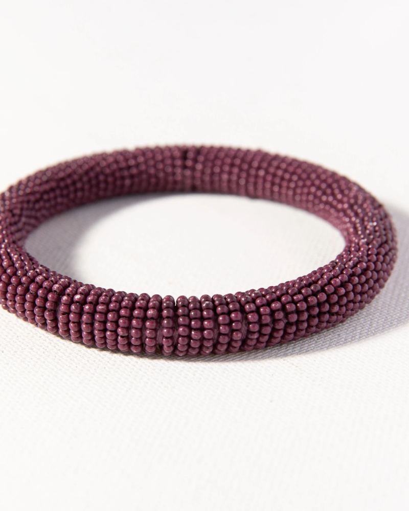 Ink+Alloy Ink+Alloy Seed Bead Bangle