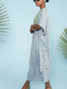 Maelu Designs Maelu S/S21 Long Kimono