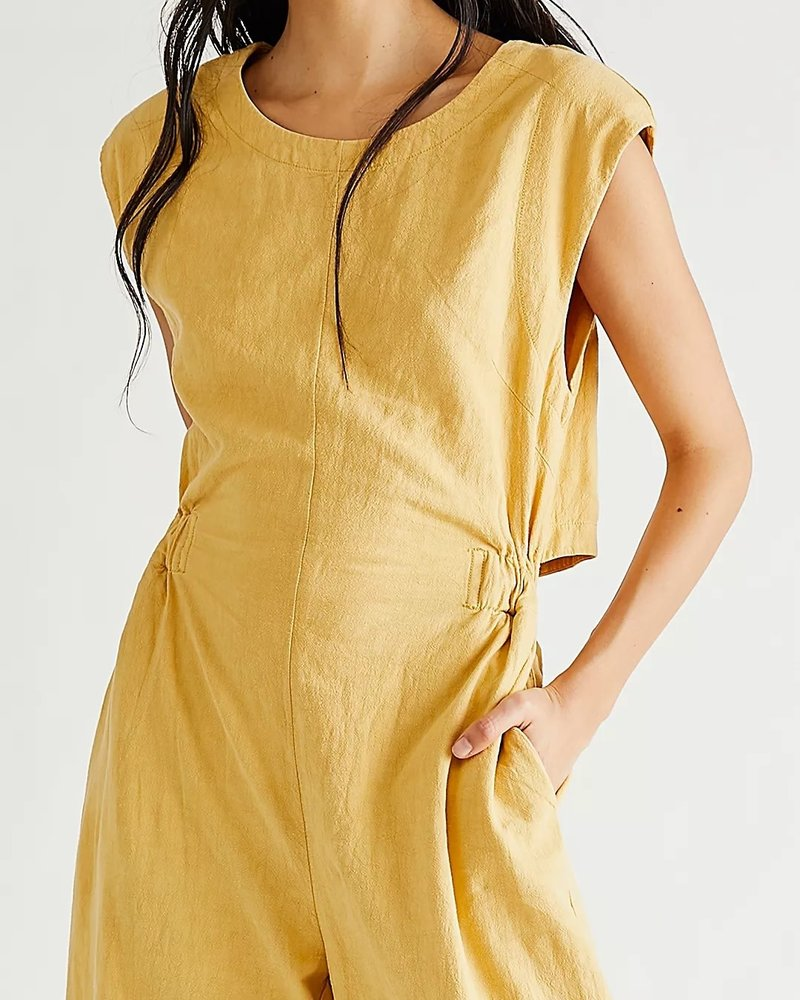 Free People Free People Heatwave Jumpsuit