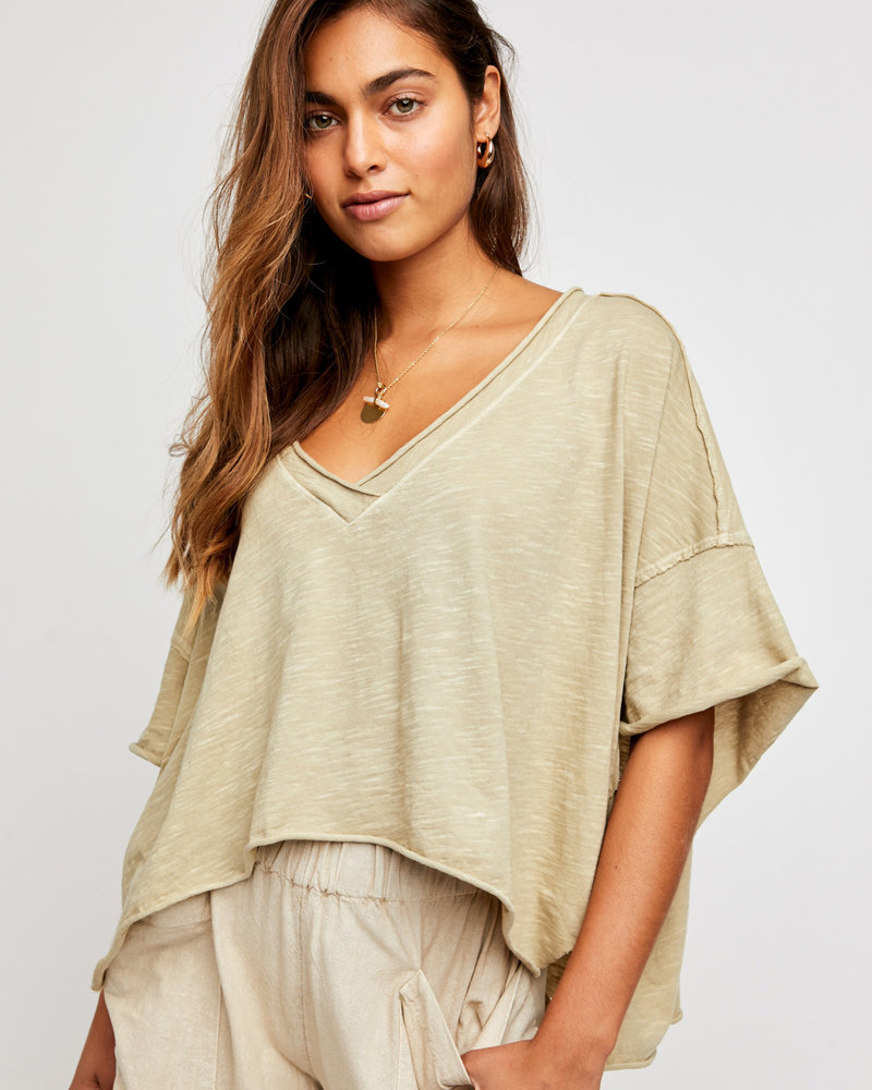 Free People Free People Cally Tee