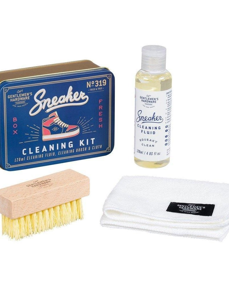 Gentlemen's Hardware Gentlemen's Hardware Sneaker Cleaning Kit