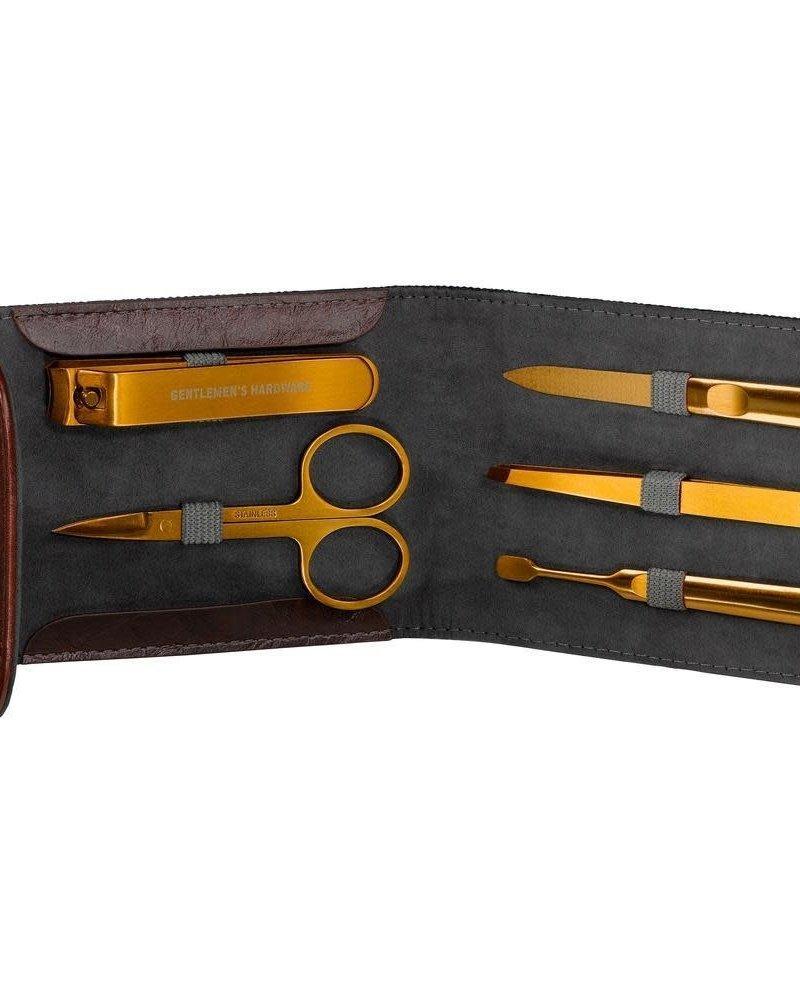 Gentlemen's Hardware Gentlemen's Hardware Navy Manicure Set