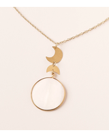 Matr Boomie Rajani Pearl Pendant Necklace