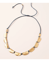 Matr Boomie Jayanti Indigo Charm Necklace
