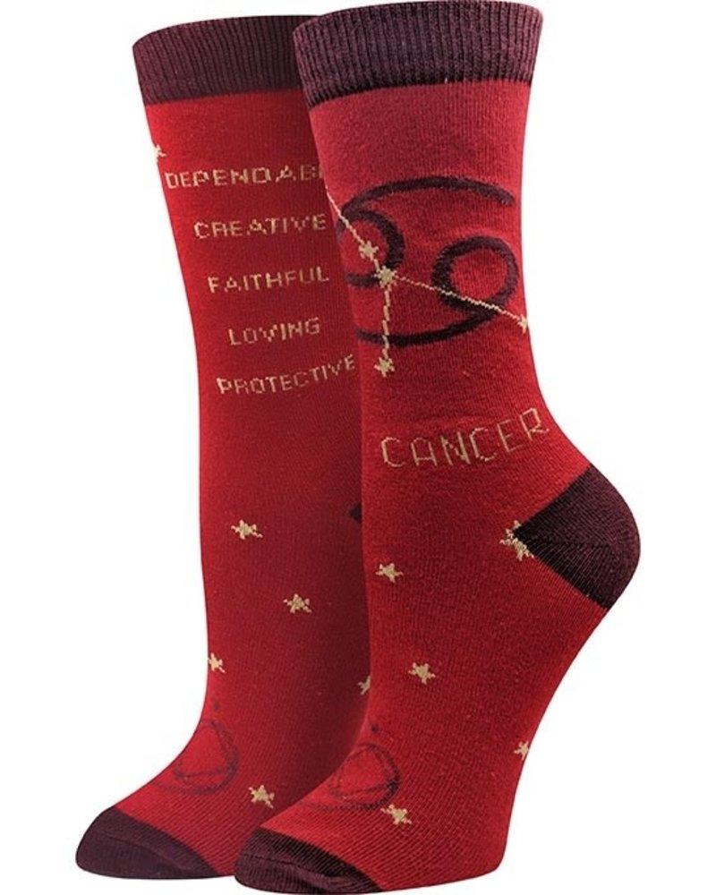 Sock Smith SockHarbor Astrological Sign Socks