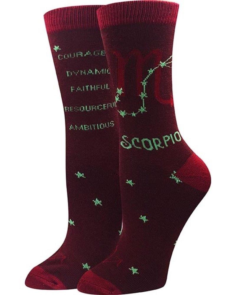 Sock Harbor SockHarbor Astrological Sign Socks
