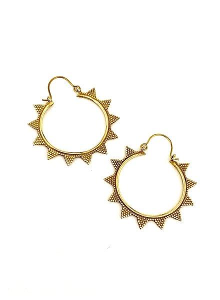 Boho Gal Jewelry Tulum Hoops