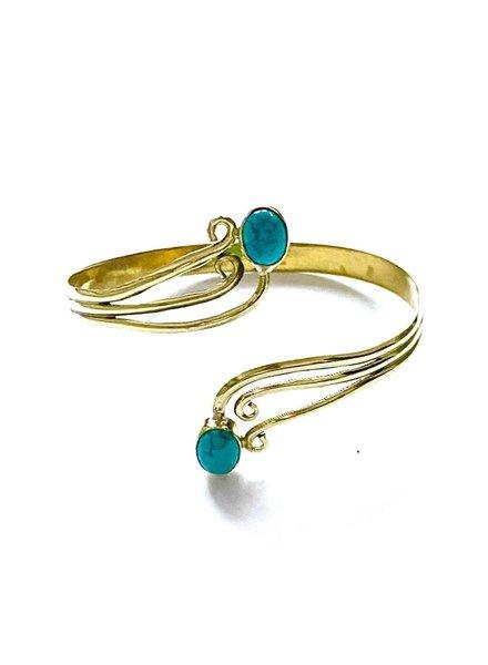 Boho Gal Jewelry Rua Cuff