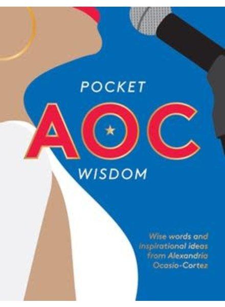 Chronicle Books Pocket AOC Wisdom